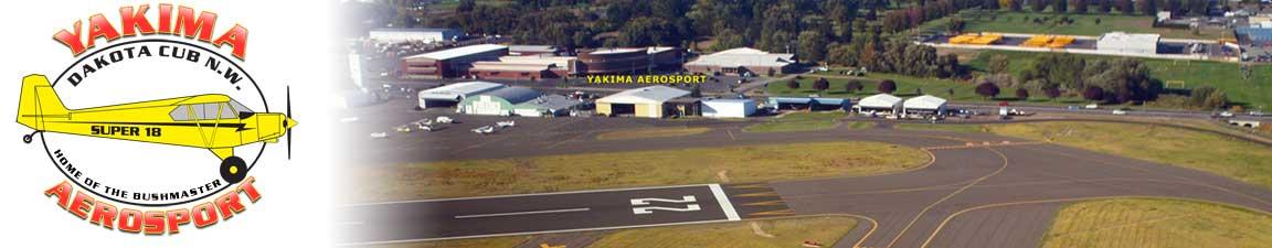 Yakima Aerosport header image